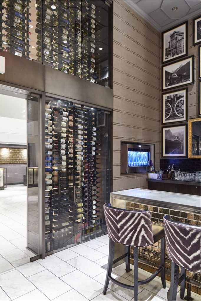 Tremendous Sleek Contemporary Wine Displays Are Recommended By An Download Free Architecture Designs Grimeyleaguecom