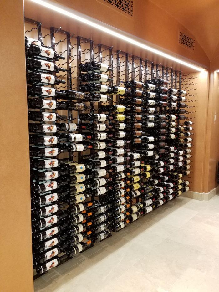 Floor To Ceiling Wine Racks